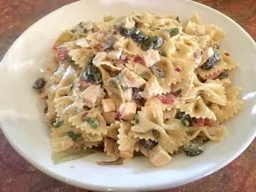 Gary's Farfalle Chicken Salad
