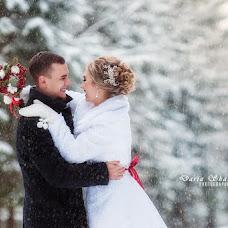 Wedding photographer Darya Shatunova (Shatunova). Photo of 24.01.2017
