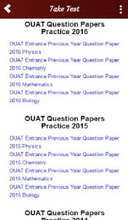 ouat exam entrance question papers practice apps on google play