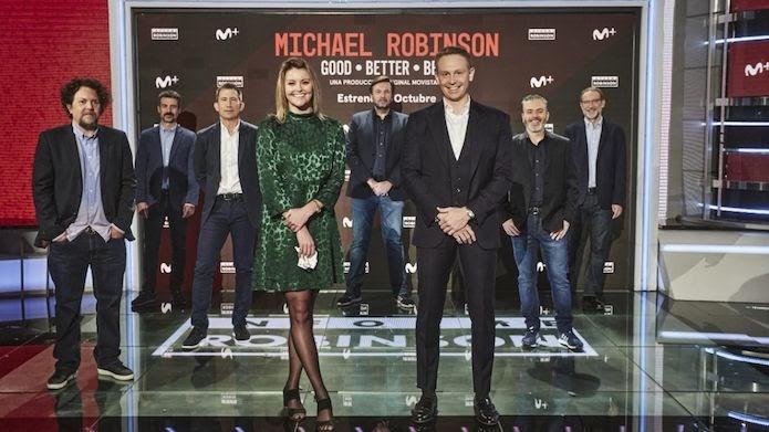 Michael Robinson - Good, Better, Best