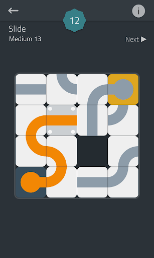 Linedoku - Logic Puzzle Games - screenshot