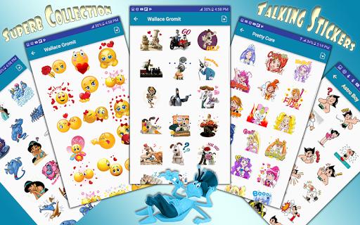 Emoji Stickers For All Messengers 1.3 screenshots 7