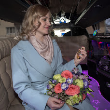 Wedding photographer Maksim Blinov (maximblinov). Photo of 29.03.2018