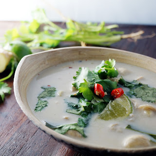 Tom Kha Gai – Chicken Coconut Soup
