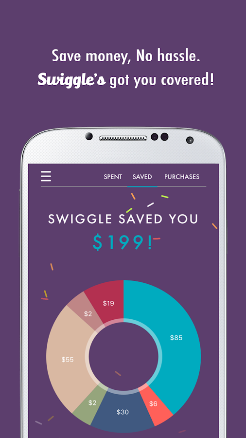 Swiggle- screenshot