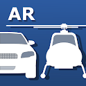 AR Real Driving - Augmented Reality Car Simulator icon
