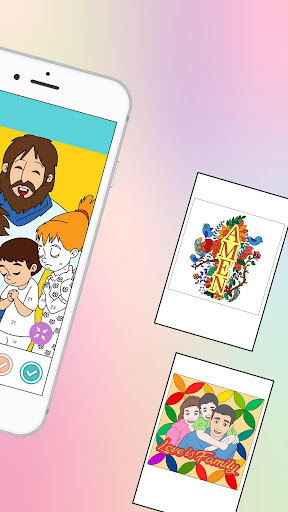 Bible Coloring - Bible Color by Number, Bible Game 20.0 screenshots 7