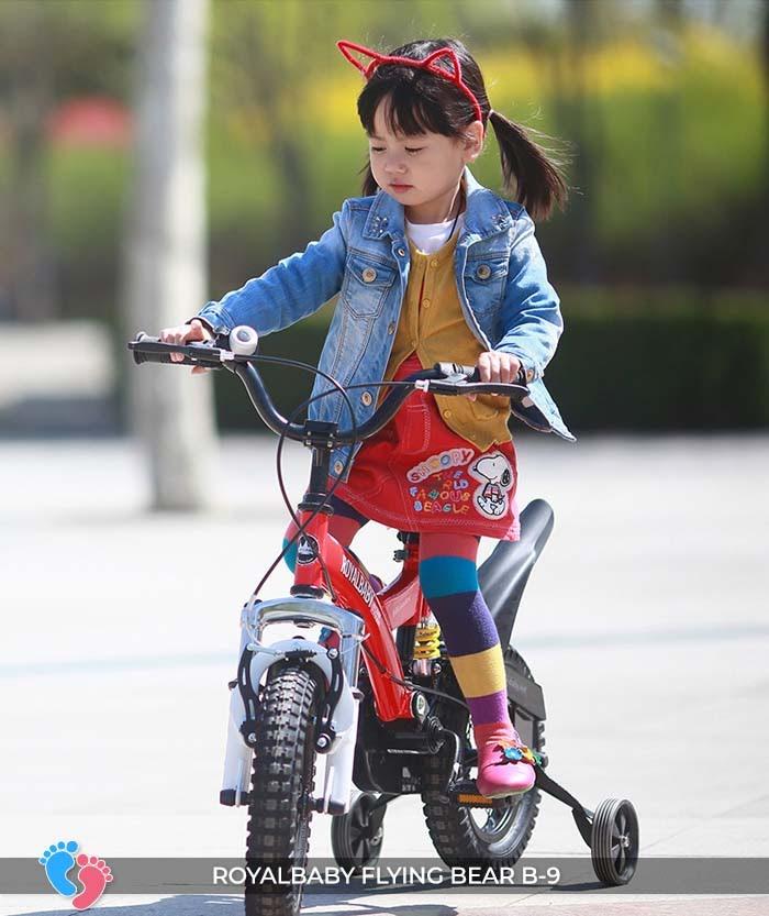 Xe đạp trẻ em Royal Baby Flying Bear b-9 17