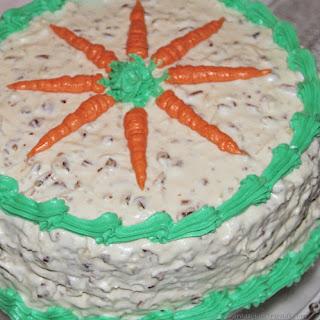 Worlds Best Carrot Cake.