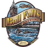 Logo of Bull Falls Bock Beer