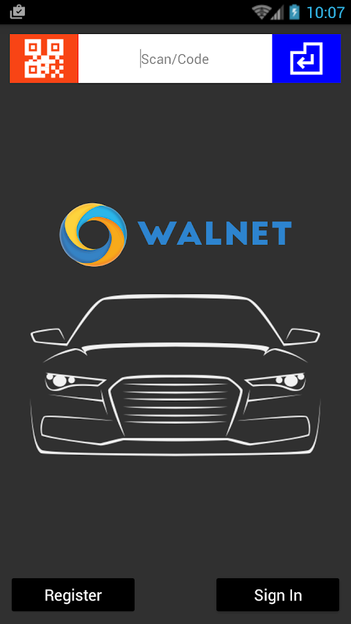 Walnet Wallet- screenshot