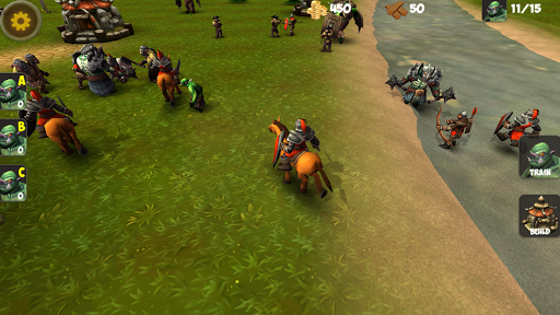 OrcWar Clash RTS 1.115 screenshots 2