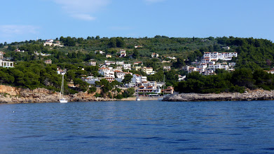 Photo: On our way to Kyra Panagia, I think this is Kalamakia