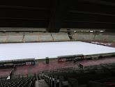 La rénovation du Stade Roi Baudouin prend forme