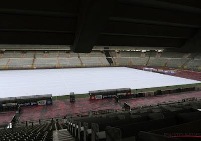 Un stade Roi Baudouin rénové ?  L'échevin des Sports de Bruxelles tempère