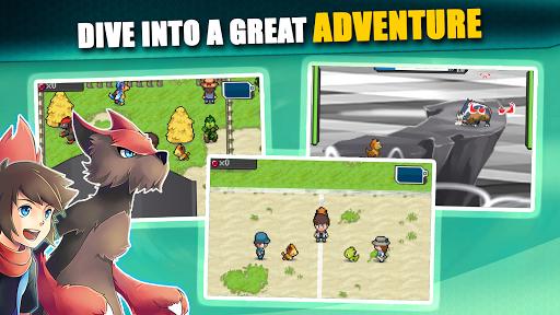 EvoCreo - Lite: Pocket Monster & Master Trainer apkpoly screenshots 7
