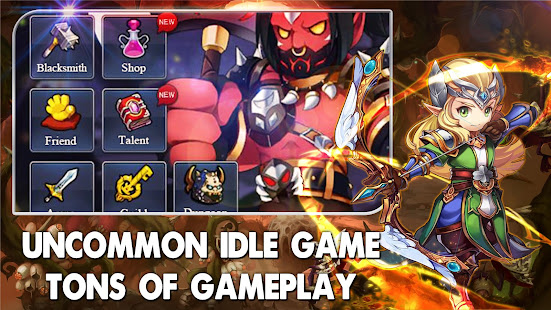 Mod Game The Abyss And The Dungeon for Android