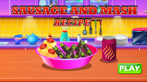 Make Sausage and Mash - Cooking in the kitchen screenshots 1