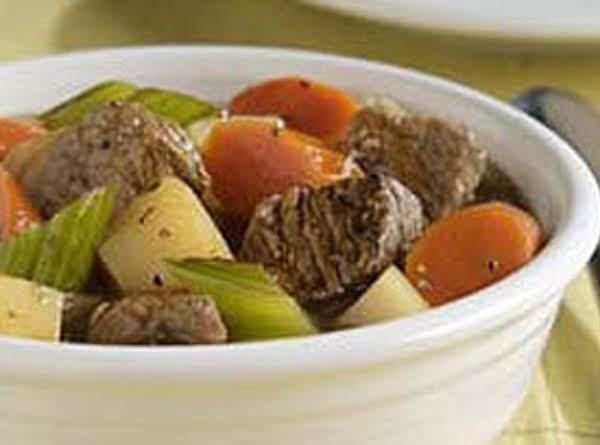 6 Hr Beef Stew... Recipe