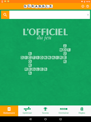 Officiel du SCRABBLE LAROUSSE- screenshot thumbnail