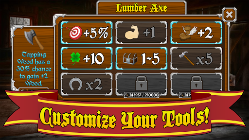 Craftsmith - Idle Crafting Game filehippodl screenshot 3