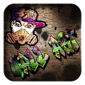 Graffiti e Wall Art icon