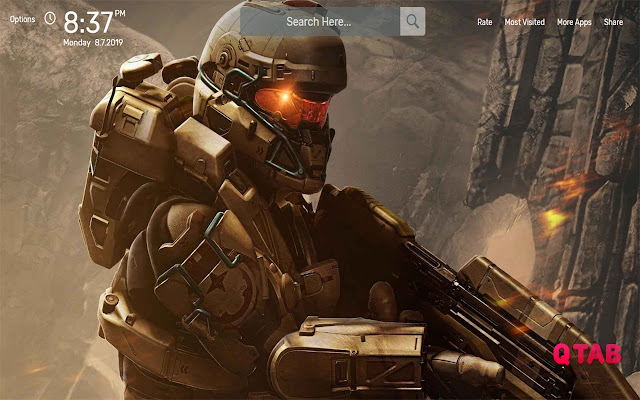 Military Fps Wallpapers HD Theme
