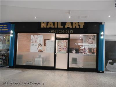 Nail Art On Stamford New Road Nail Salons In Town Centre