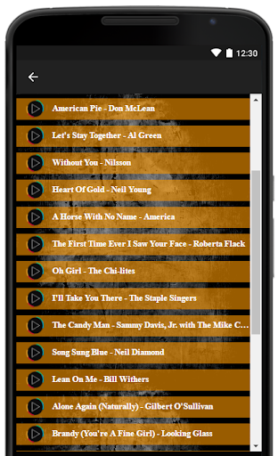 Download Top Songs 1970s Lyrics Google Play softwares