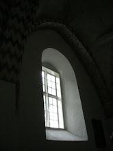 Photo: Window in the church.