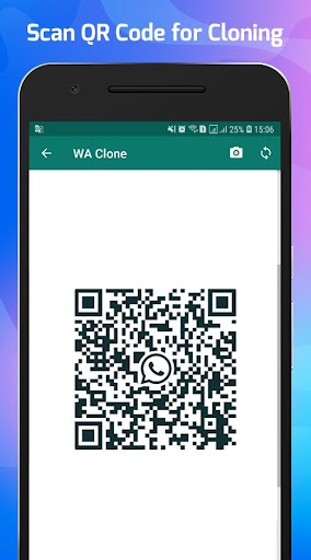 WA Clone App screenshot 2