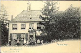 """Photo: 1910 Huize """"Zoudtland"""" aan de Zoudtlandseweg 9"""