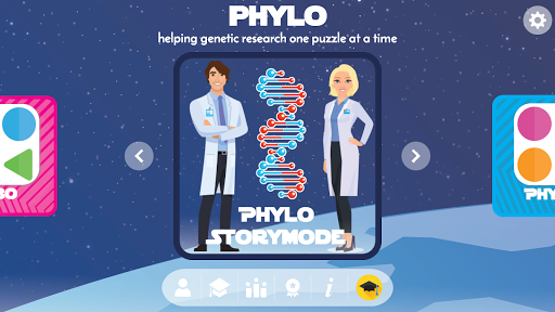 phylo dna puzzle screenshot 1