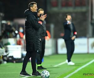 """Eerlijke KVO-coach Blessin: """"Ik vond het geen rood, ik kan leven met die beslissing"""""""