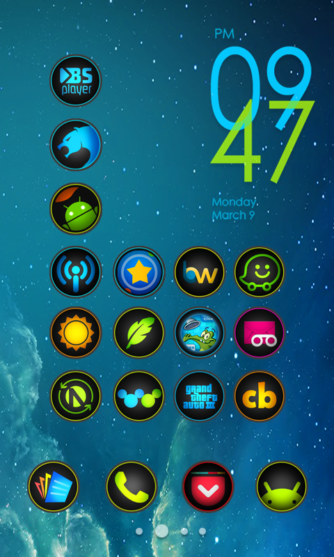 Fixter Icon Pack- screenshot