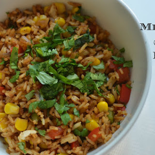 Mexican Fried Rice.