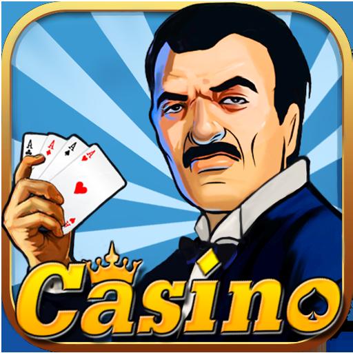赌场大亨-老虎机,21点,德州扑克 博奕 App LOGO-APP開箱王