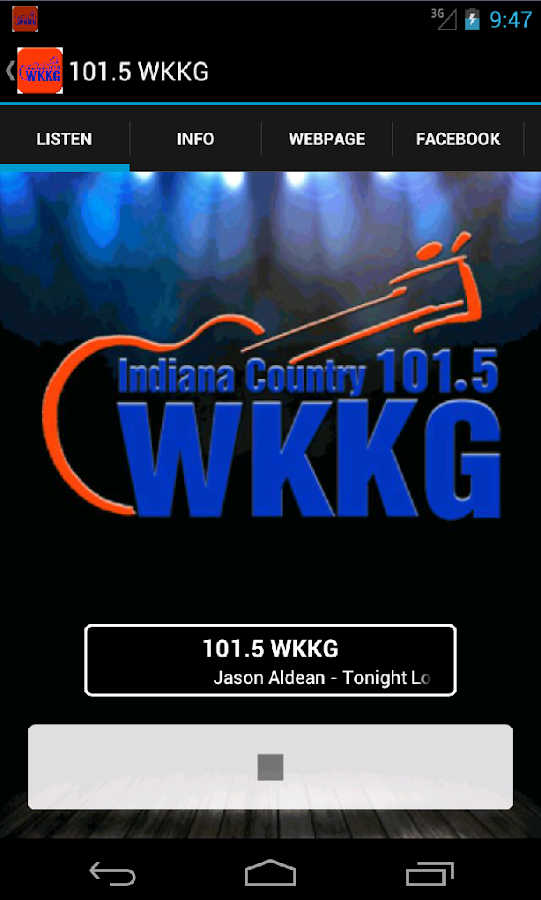 101.5 WKKG- screenshot