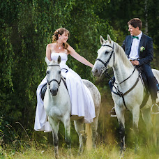 Wedding photographer Aleksey Lanskikh (aleksarus). Photo of 24.01.2017