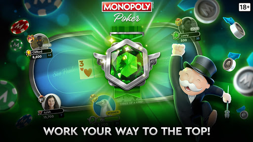 MONOPOLY Poker - The Official Texas Holdem Online 0.5.5 screenshots 3