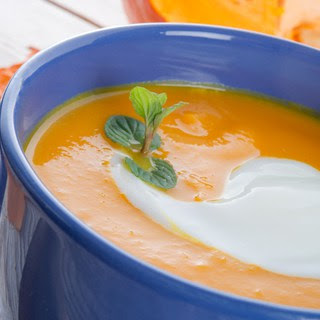 Roasted Winter Vegetable Soup