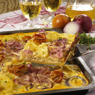 Onion and Bacon Casserole