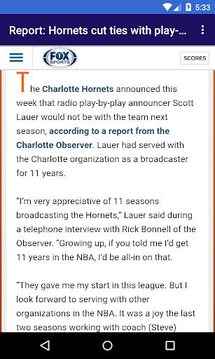 無料新闻AppのBIG Charlotte Basketball ニュース|記事Game