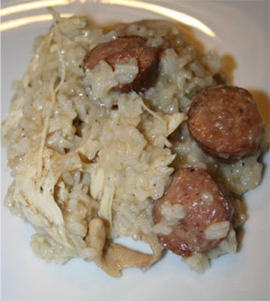 Low Country Chicken Bog Recipe