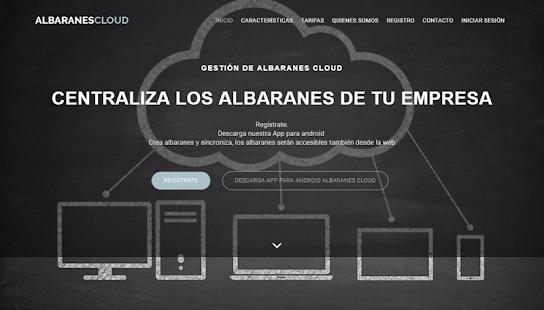 Gestión de Albaranes Cloud - náhled