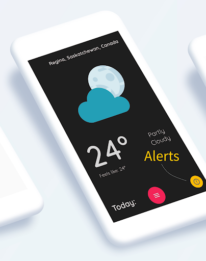 Simply Weather 2.0.4 screenshots 5
