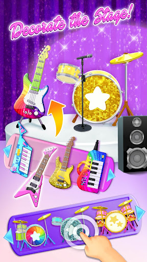 Sweet Baby Girl Pop Stars - Superstar Salon & Show  screenshots 7