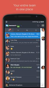 Teamwork Chat screenshot 0
