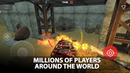 Tanki Online – PvP shooter App Download For Android 1