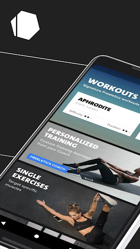 Freeletics - Workout & Fitness. Body Weight App 5.8.2 screenshots 1
